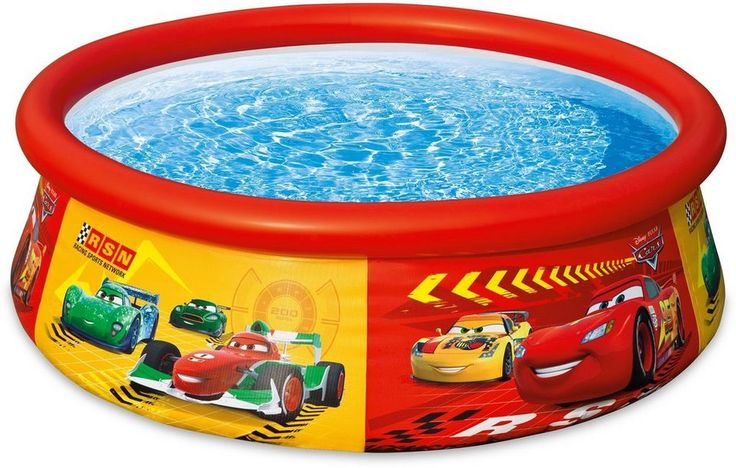 Intex Kinderpool, »Easy Set® Pool Disney Cars«