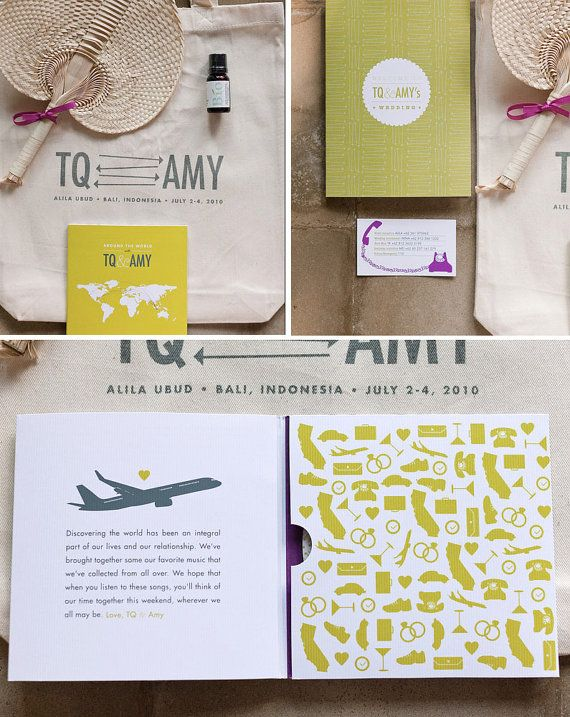 LOVE THIS--a complete set of all wedding related stationery. From bags, to escort cards and more! Insert name and GO! www.erinheartscourt.com