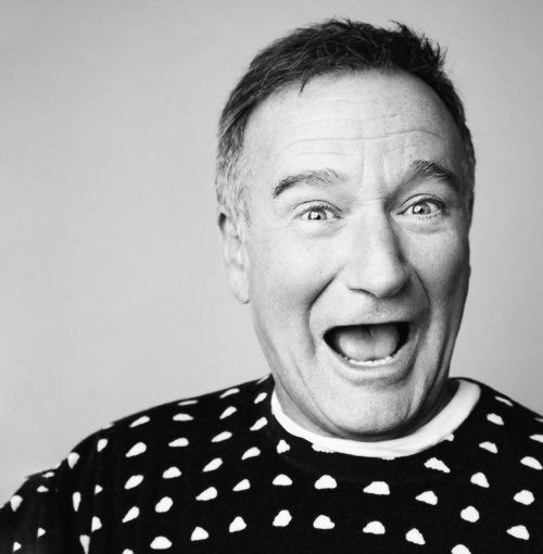 """""""You're only given one little spark of madness. You mustn't lose it."""" RIP Robin Williams, July 21, 1951- August 11, 2014"""