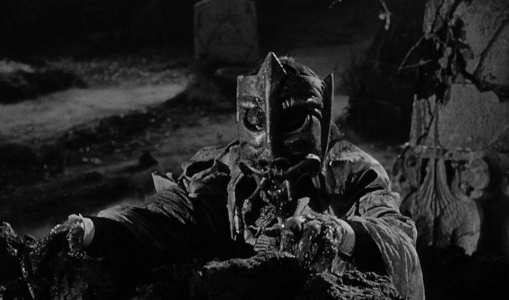 The Mask of Satan // Black Sunday (1960) - A classic cult horror