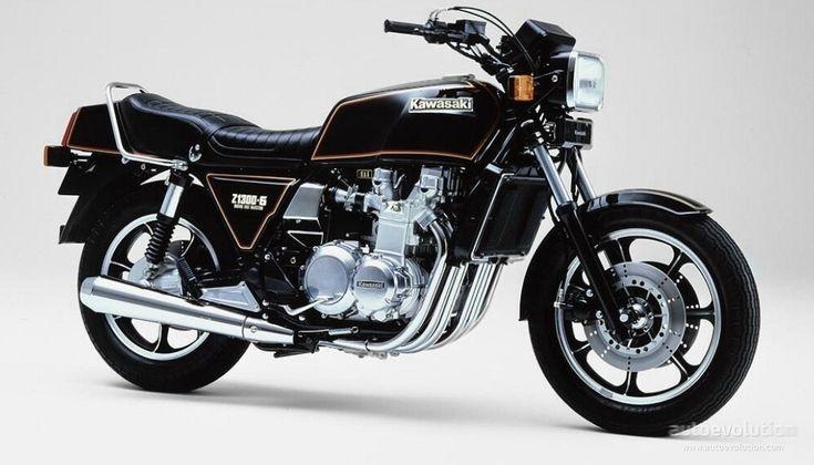 KAWASAKI Z130 A5 1983