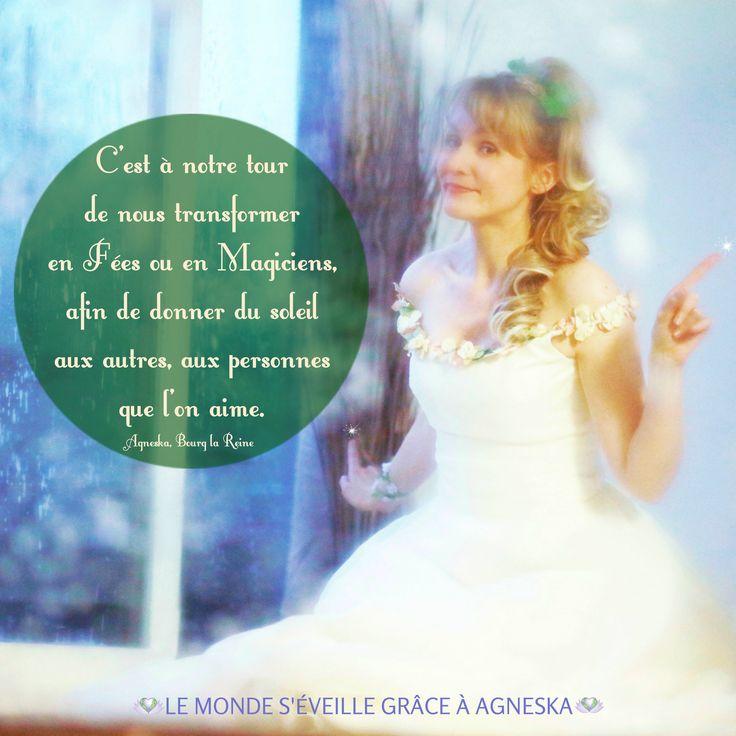 Retrouvez Agneska sur son site : Le Miroir des Contes Et sur sa page Facebook : Le Miroir des Contes Web Tv