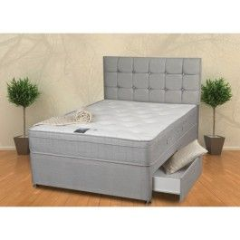 £274.99 - The Canvey Ottoman Bed offers luxurious style, lavish comfort and practical storage space, making it an ideal addition to any contemporary bedroom setting. The Ottoman Bed's contemporary and subtle design suits all bedrooms.