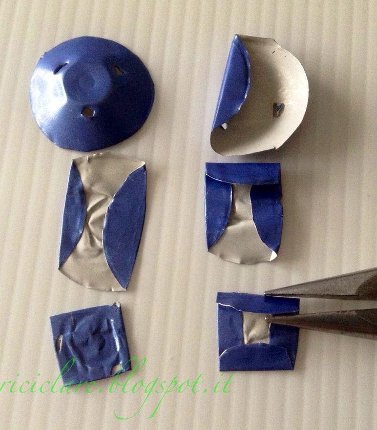Il blog del riciclo:  nuovi oggetti nati dalla trasformazione di materiali destinati alle discariche