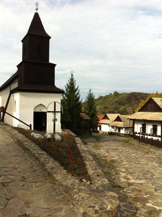 Hollókő w Nógrád megye