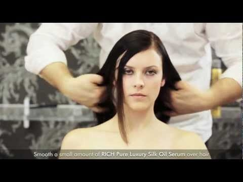Rich Hair Care How To Get The Look Video - Brunette