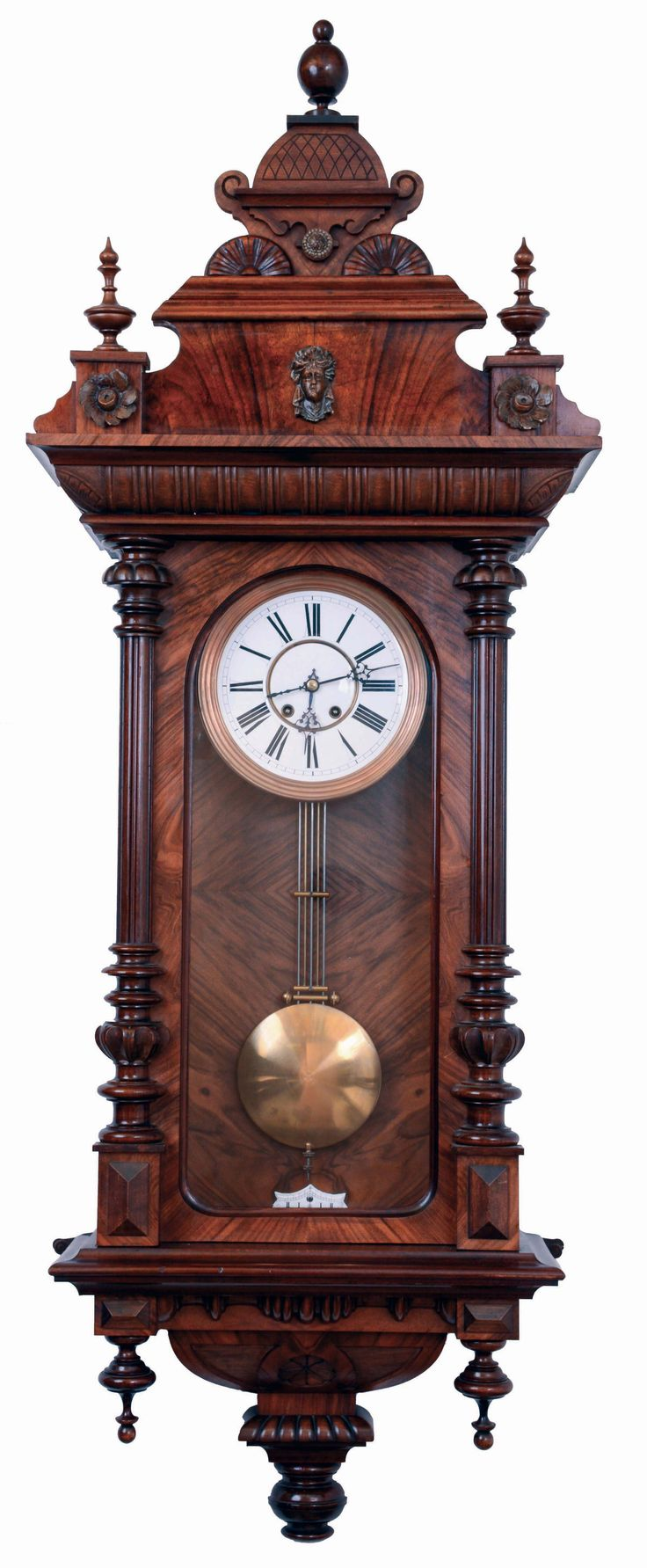 1375 best clocks images on pinterest antique clocks antique watches and grandfather clocks - Coo coo clock pendulum ...