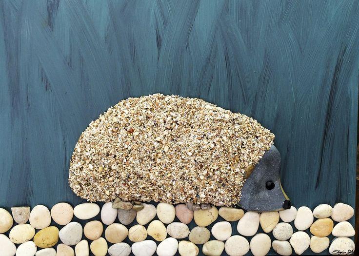 Doğal Taşları Döşereyerek Hayvan Figürleri Yapmak (15) - Doğal taşlar, doğal taş evler ve doğal taş ocakları