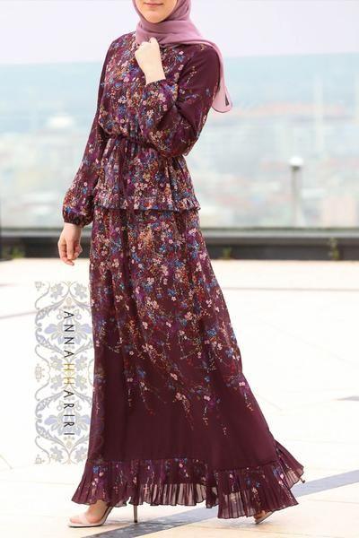 Singapore Modest Maxi Dress