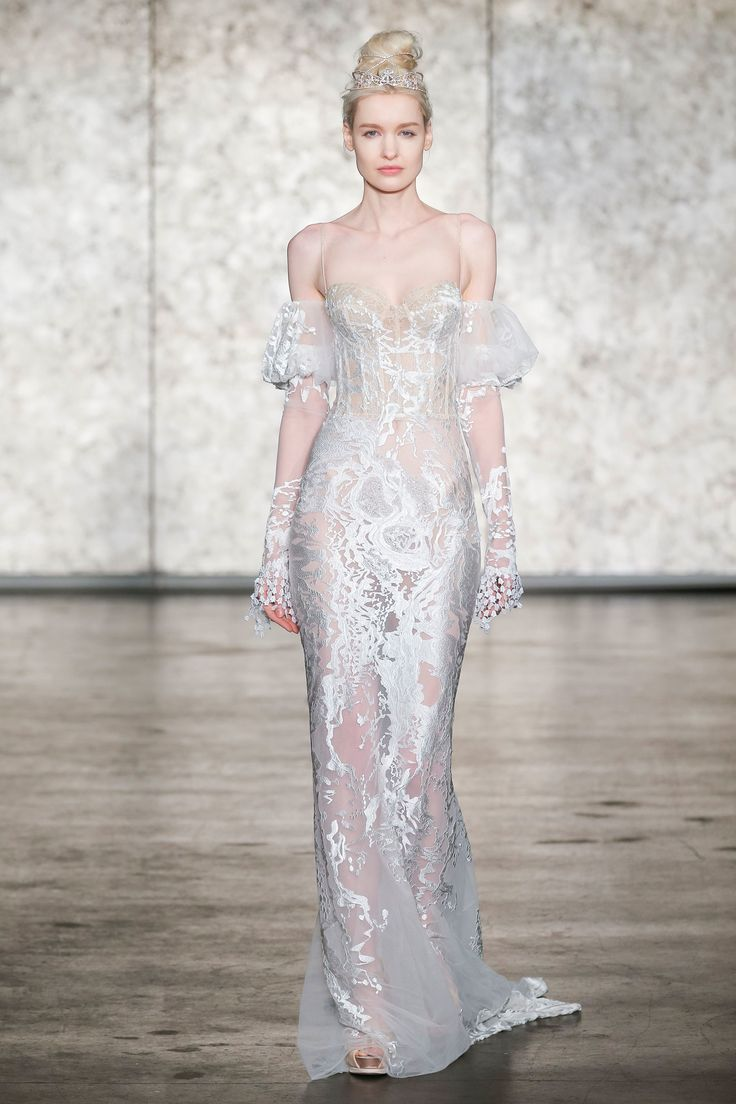 Inbal Dror Bridal Fall 2018 Fashion Show Collection