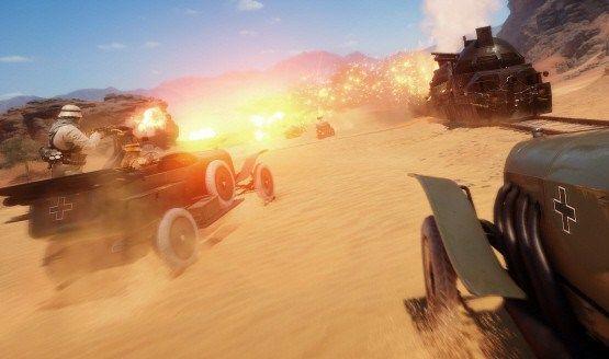 EA Financials: Battlefield 1 Week 1 Player Base Nearly Double Battlefield 4s