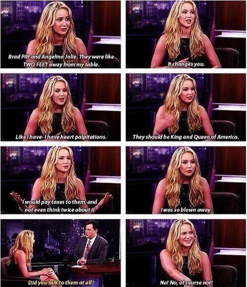 Jen is a fangirl at heart
