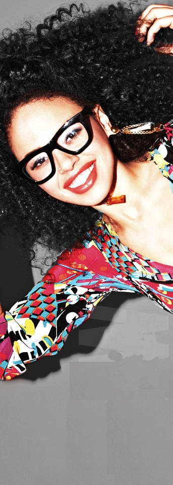 """Elle Varner (born Gabrielle Serene Varner), American singer-songwriter. A graduate of the NYU's prestigious Clive Davis Department of Recorded Music, she plays guitar, piano, flute, drums, and bass guitar. Her voice has been compared to that of British singer Adele containing """"soul """"with a touch of raspy seduction."""" Her singles include Only Wanna Give It to You (featuring J. Cole), Refill, which received a Grammy nomination, I Don't Care, & Oh What a Night."""
