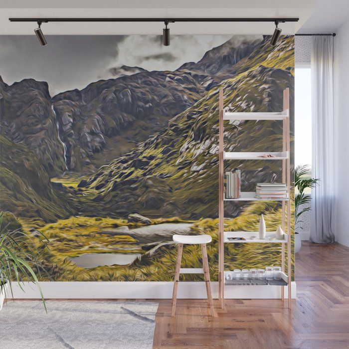 With Our Wall Murals You Can Cover An Entire Wall With A Rad Design Just Line Up The Panels And Stick Them On They Re Easy To Peel O Wall Murals