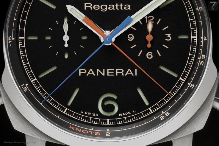 PANERAI - PAM00526 Luminor 1950 Regatta 3 Days Chrono Flyback Automatic Titanio 47mm