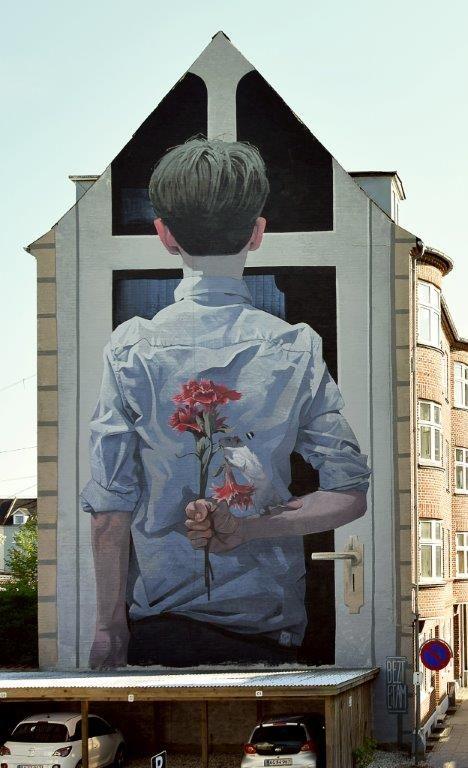 """Meeting Her Parents"" by Bezt in Aalborg, Denmark"