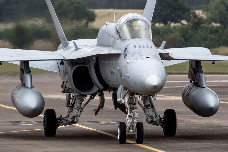 McDonnell Douglas F/A-18 Hornet, Finnish Air Force