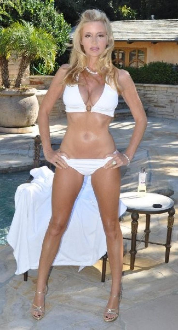 Amazingly! Rather real housewives camille grammer bikini your