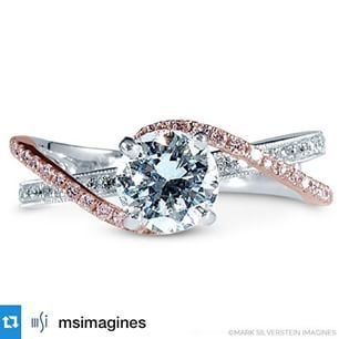 299 best Mark Silverstein Imagines Rings images on Pinterest
