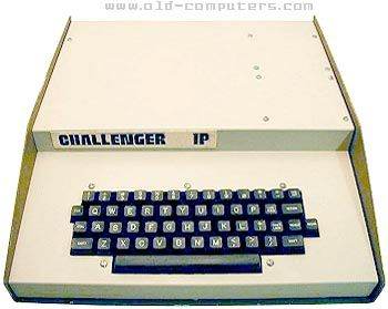 OHIO Scientific  Challenger 1P  	    Ohio Scientific, based in Ohio, USA, were the makers of the Superboard II. The Challenger 1P and Challenger IIP-MF were essentially cased versions of this single board system with integrated keyboard, a single 5Volt power supply and the first 6502 version of Microsoft BASIC interpreter.    An optional floppy disk controller and a extra 24K of ram for this unit was available using a 610 expansion board.