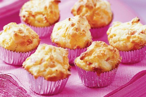 Magical mini muffins