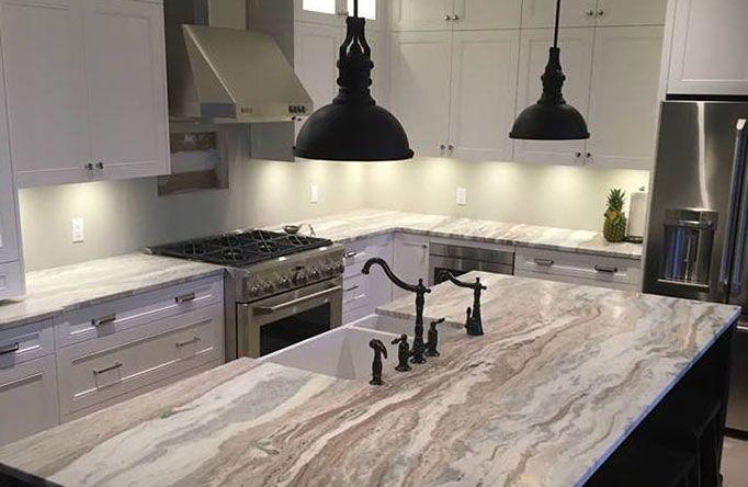 Homeowners Associate Granite Countertops With Class Elegance
