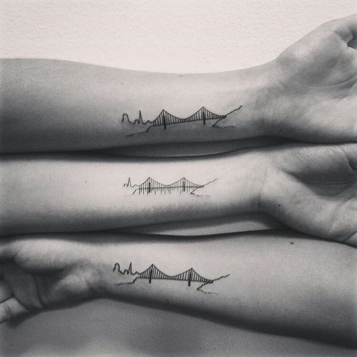 Golden Gate Tatoo