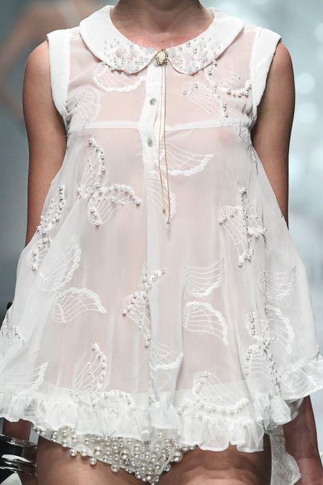 210 best images about elegant white shirt on pinterest for White bra white shirt