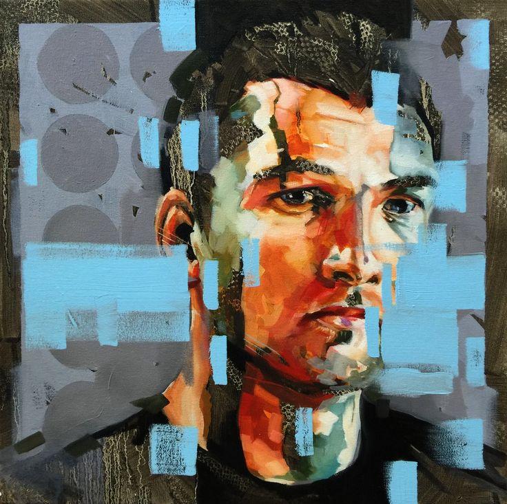 Artwork - The Blue Opaque