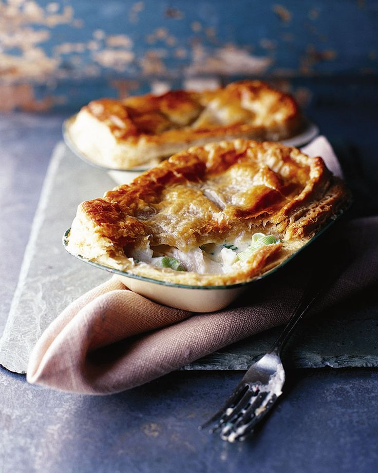 The classic Scottish recipe for cullen skink tastes even better in a pie, as this clever recipe shows