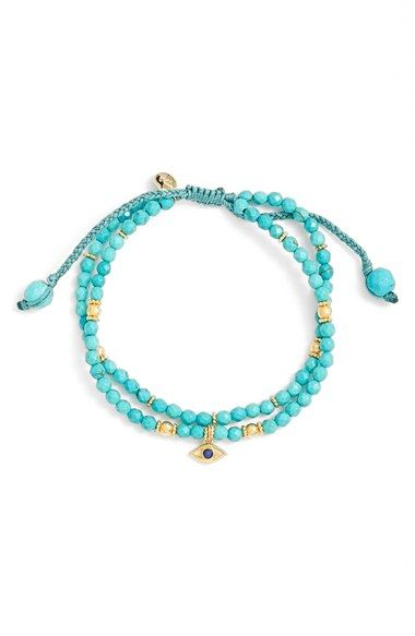 Tai Beaded Multistrand Friendship Bracelet available at #Nordstrom