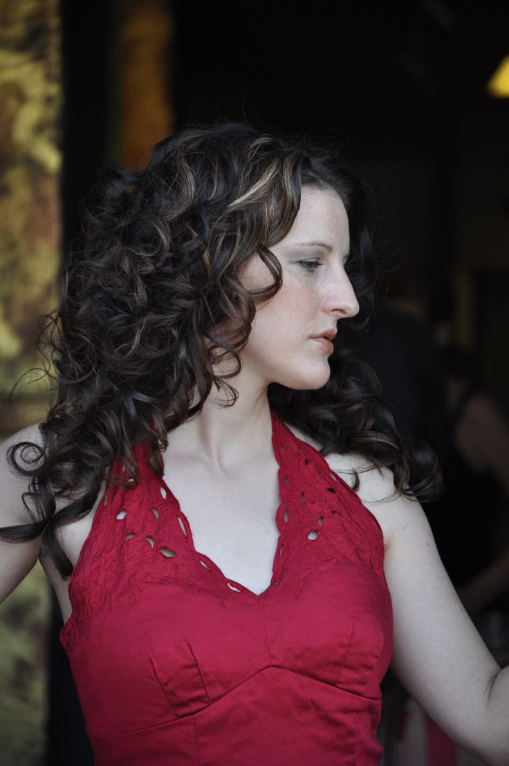 Hair artistry by Sarah