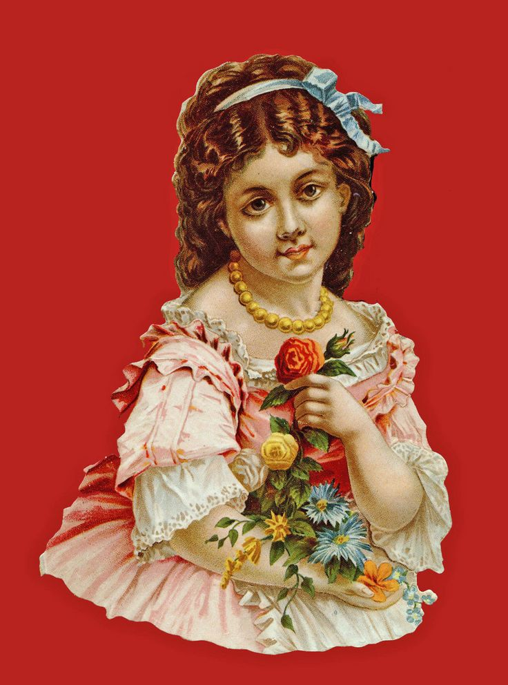 Viktorianische Lady mit Rosen - Aufstell-Schmuckkarte geprägt Motiv aus 19. Jhd.   eBay