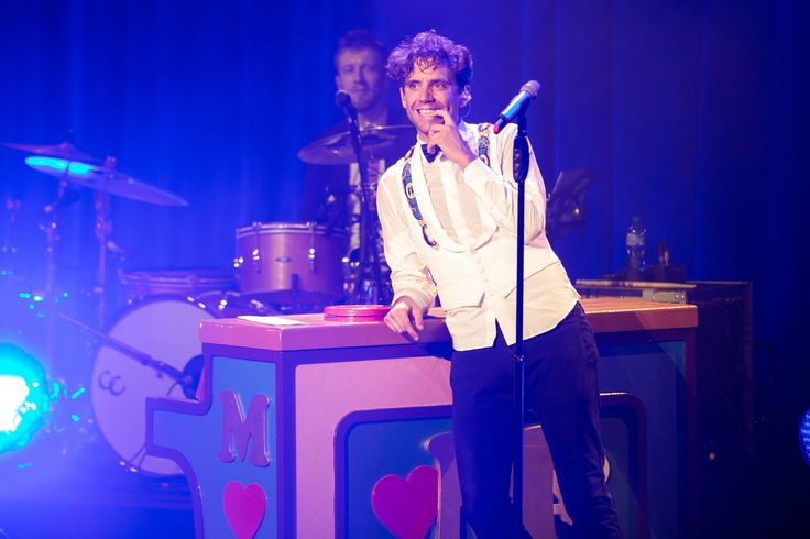 Mika's Private Show @ the SwissTech Convention Center -  Lausanne, Switzerland - June 3rd 2016