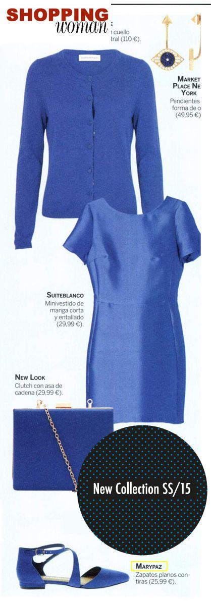 Total BLUE  La revista Woman Madame Figaro propone nuestras manoletinas de tira cruzadas en azul eléctrico   ¡ Muchas gracias, nos encanta !  #prensa #bereal #i<3MARYPAZ #it'sspring#springON #feelgood #feelMARYPAZ #SS15#springsummer15#primaveraverano15 #trendy #moda #cool  Shop at ► http://www.marypaz.com/tienda-online/pala-talon-con-pulsera-y-tira-cruzada-41849.html?sku=70957-42