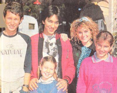 Original cast of Home and Away