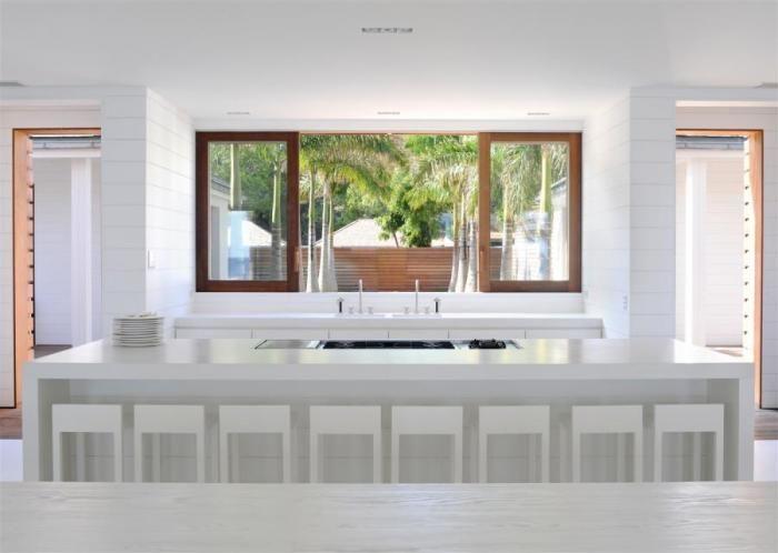 Saint Barthelemy Beach House on #ThisIslandLife #Kitchen