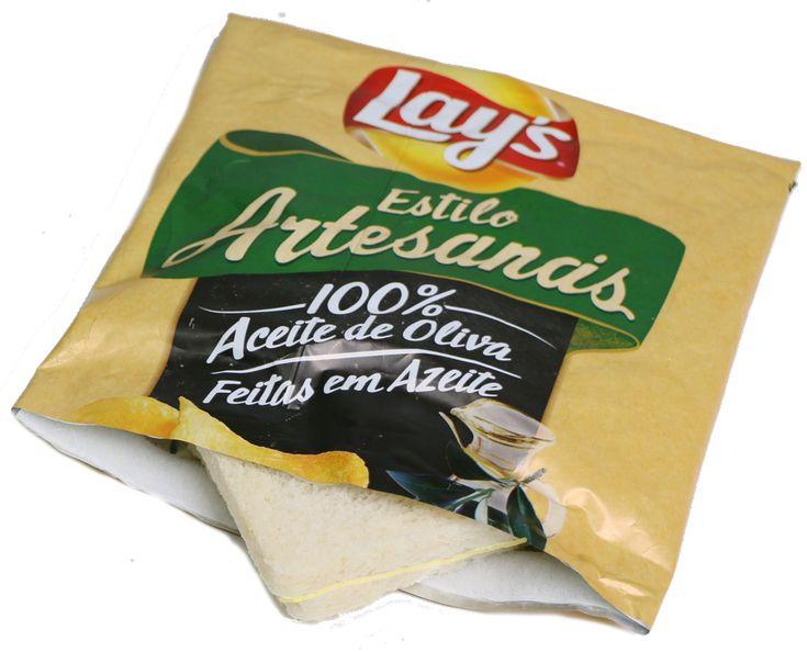 10 ideas para reciclar bolsas de patatas fritas y Snacks. Me gusta reciclar