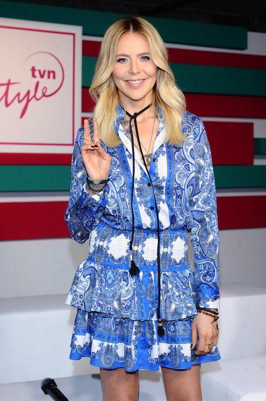 Ramówka TVN Style wiosna 2015: Maja Sablewska, fot. East News