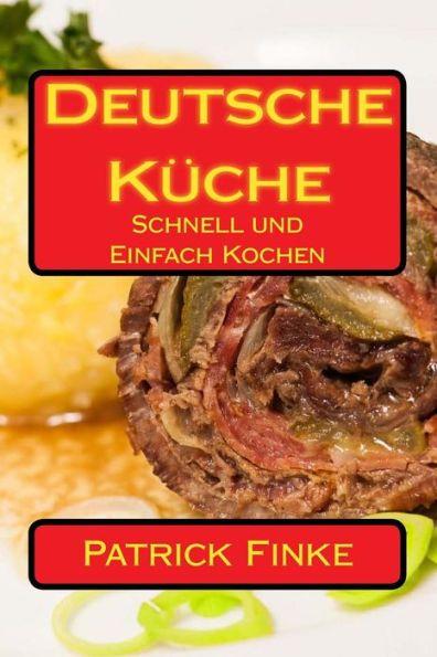 Deutsche Küche Schnell und Einfach kochen Kochen - finke küchen angebote