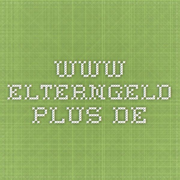 www.elterngeld-plus.de