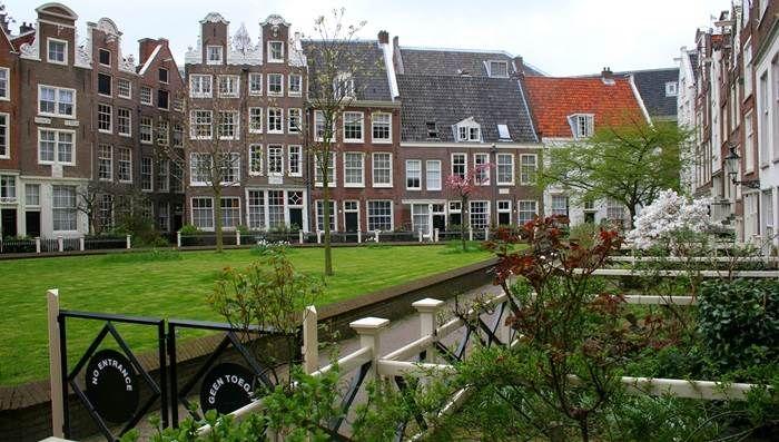 Amsterdam gratis ontdekken