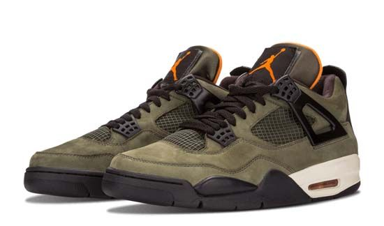 Air Jordan IV Undefeated Is The Most Expensive Sneaker at Stadium Goods $24,500 #AirJordanIV #Undefeated #Sneaker #StadiumGoods