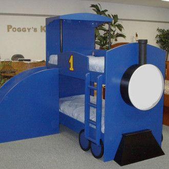 Thomas The Train Bed Design Ideas