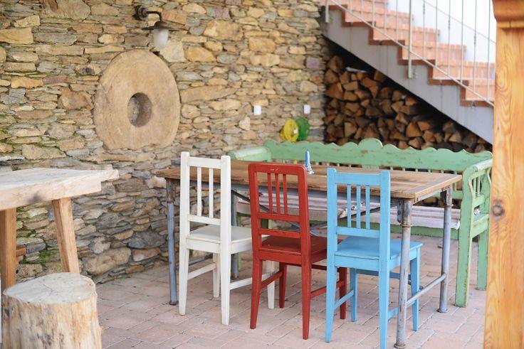 Kemence Lugas / Oven Garden #vintage #homedecor #placetostay