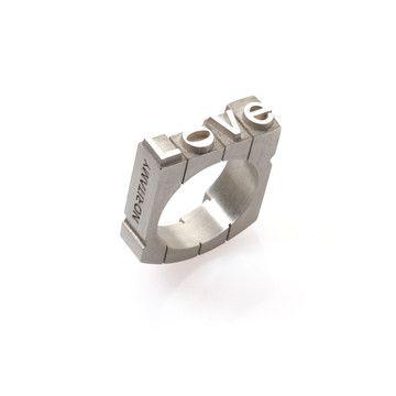 | Love Ring Sterling Silver