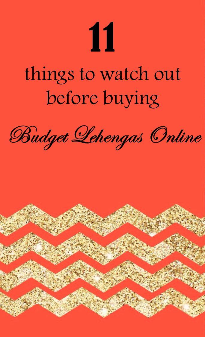 Lehenga Online Shopping