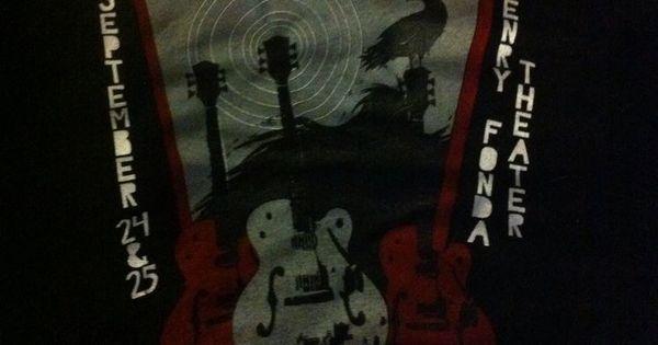 RANCID Concert Sept 2010 @ Henry Fonda Theater Sz Medium V Neck Tshirt MINT RHCP    eBay #music