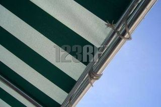 How To Make Your Own Patio Sunshade Awning For Cheap