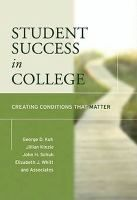 Student Success in College by George D. Kuh #study #tips